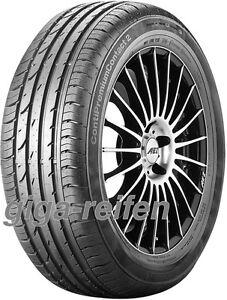 2x-Sommerreifen-Continental-PremiumContact-2-225-50-R17-98V-XL-BSW-mit-FR