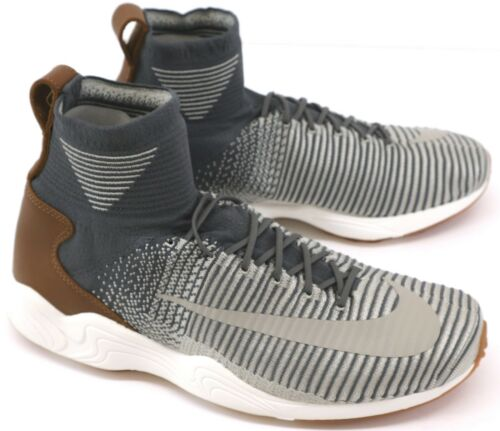 Mercurial Nike grigio Scarpe Xi da chiaro Zoom da uomo Fk ginnastica grigio Flyknit scuro zEgwqSgI