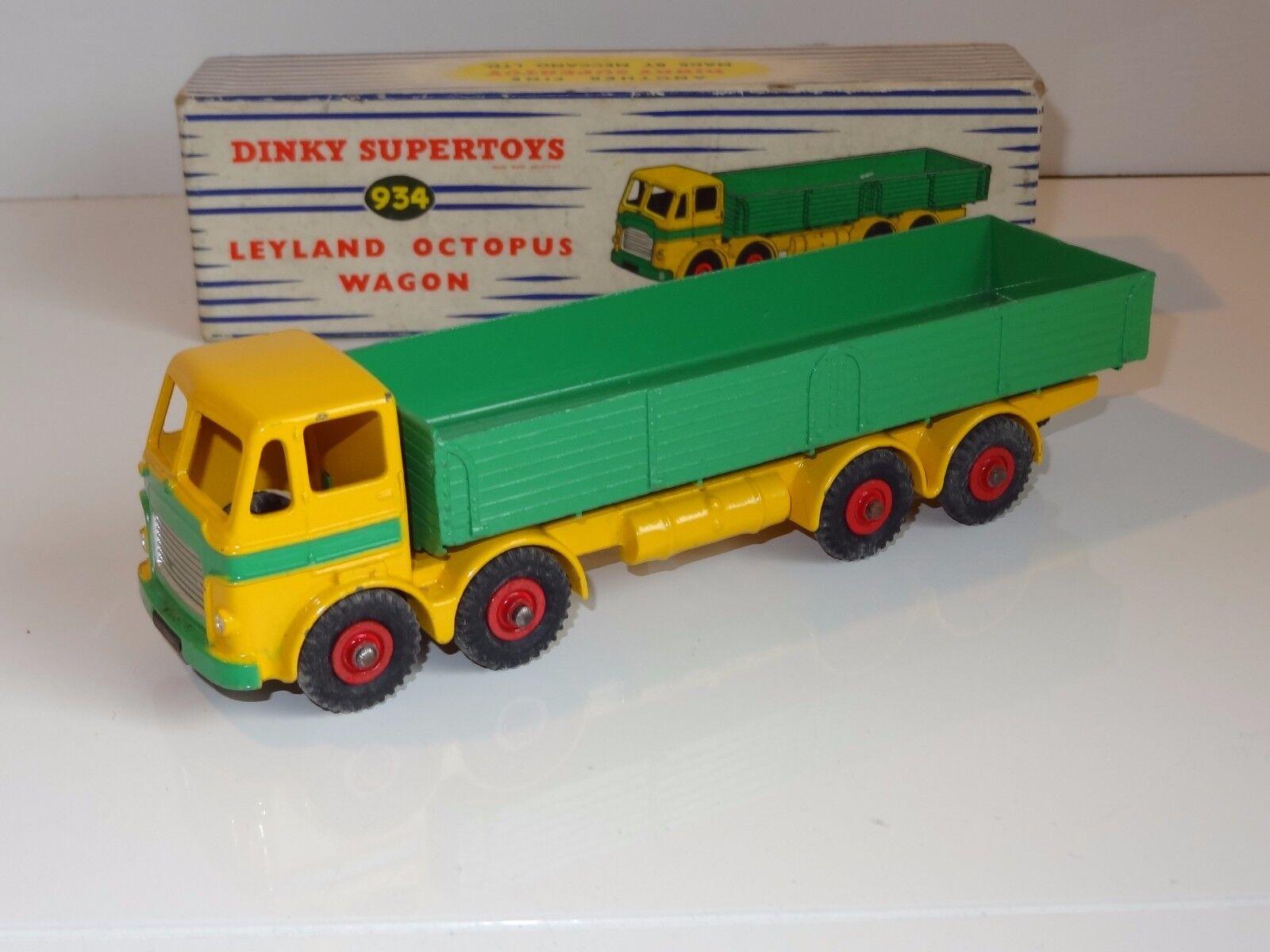 (W) Dinky Leyland Pulpo Vagón - 934