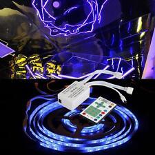 5M Waterproof RGB LED Strip Light Chasing Magic Dream Color Horse Race 12V