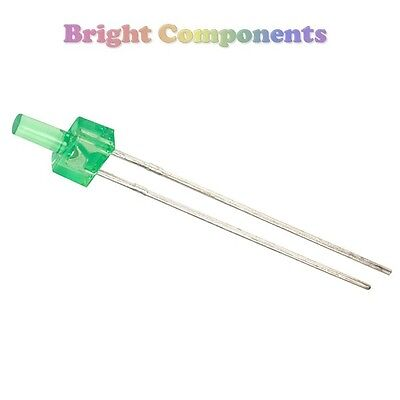 Tower Lighthouse Coloured LED Emmiting Diode 2mm White Red Green Blue Yellow