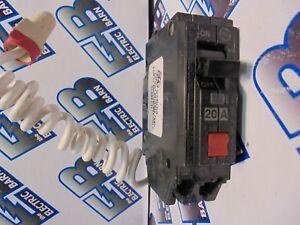 ge thqb1120gft, 20 amp 120 volt 1 pole ground fault circuit breaker