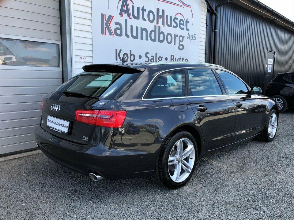 Audi A6 3,0 TDi 204 Avant quattro S-tr. Diesel 4x4 aut.