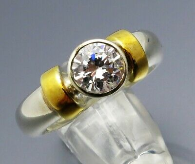 Reif-design - Eleganter Zirkonia Ring - Aus Eigener Goldschmiede - 925 Silber