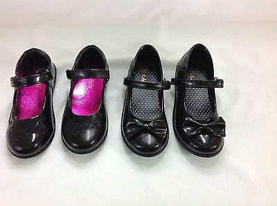 Nuevo CHICAS formal de los niños del partido de tarde Correa Escuela de Verano Zapatos Talla