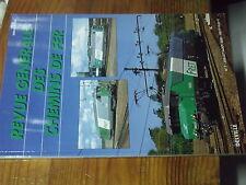 8ùµ?  RGCF Revue Generale Chemin Fer 7/2000 Livrée FRET Modernisation Z 7300