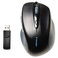 Kensington Pro Fit Full-size Wireless Mouse Right Black 72370 on sale