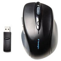 Kensington Pro Fit Full-size Wireless Mouse Right Black 72370 on sale