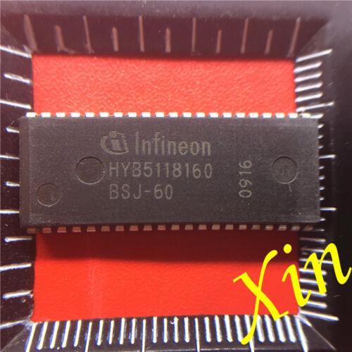 1PCS HYB5118160BSJ-60 Encapsulation:SOJ42,1M x 16-Bit Dynamic RAM 1k Refresh