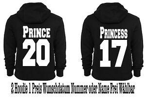 Partner Look Prince Pezzi 2 5xl Cappuccio Xs Molti Maglione Colori Nuovo Con WAAqnX4H