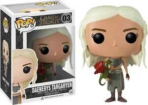 Game of Thrones - Daenerys Targaryen Pop! Vinyl Figure * NEW In Box * Funko *