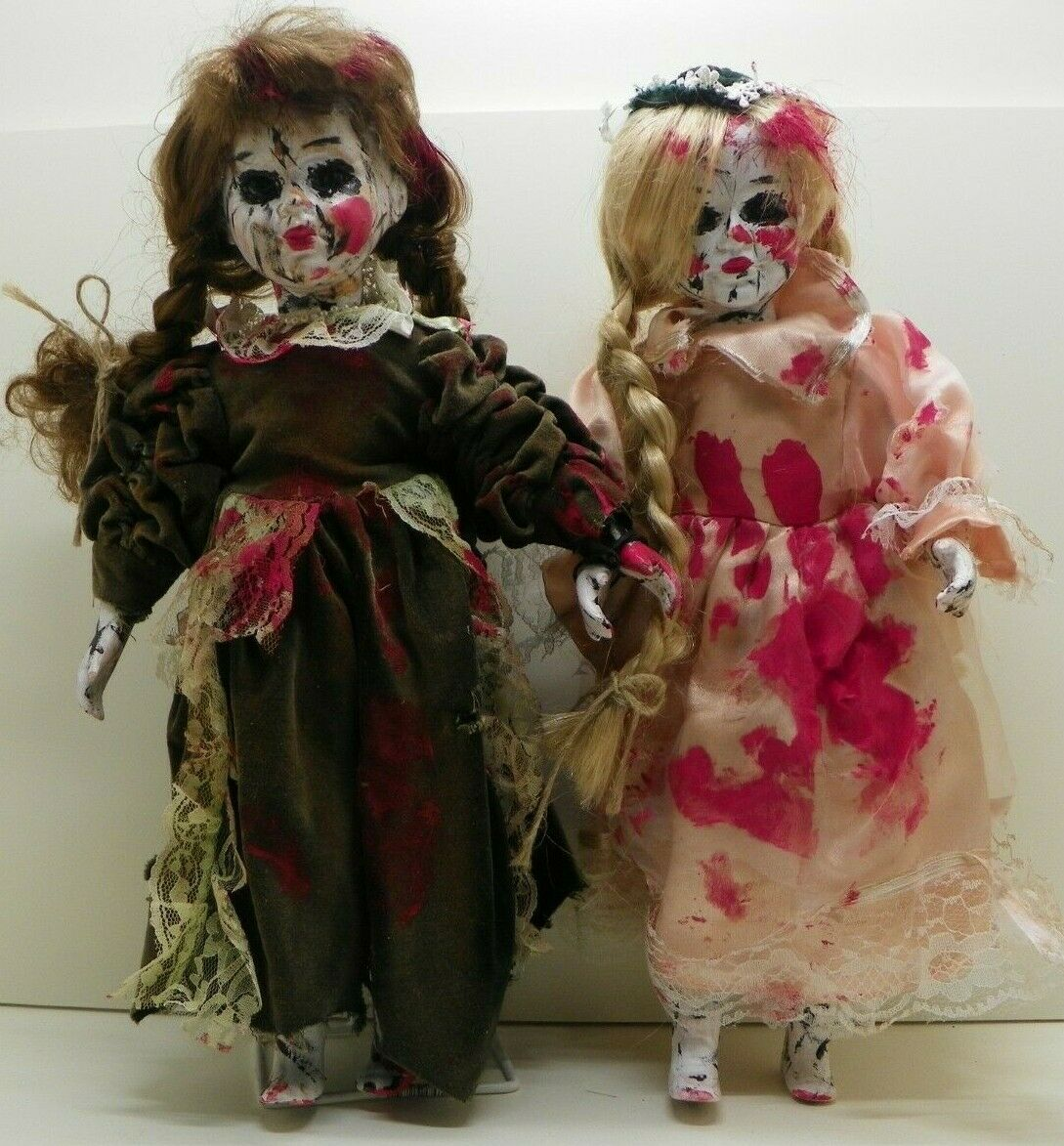 16  Porcelain dolls, One of a kind  The Sisters of Fate
