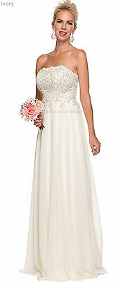 PROM DANCE DESIGNER DRESS BRIDESMAIDS LONG FORMAL EVENING GOWNS BRIDAL SWEET 16