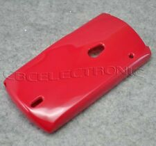 New Red Soft Rubber case cover for Sonyericsson MT15i Xperia Neo MT11i