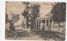 Lakewood Theatre Skowhegan Me 1932 Postcard USA 417a