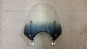 Memphis-Shades-469423-Windshield-Wind-Screen-Used-Fits-Many-Models