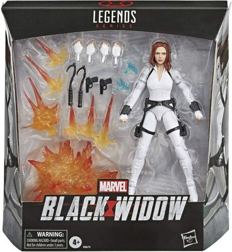 "Marvel Legends Black Widow Action Figure Fan Series 6/"" Deluxe IN STOCK"