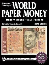 Standard Catalog of World Paper Money Modern Issues 1961-Present 23r... NEW BOOK