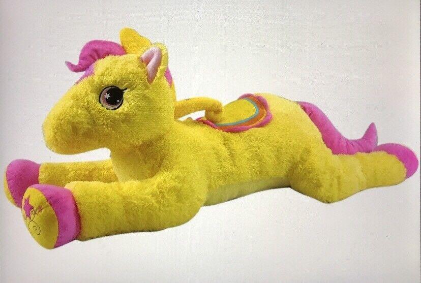 My Little Pony Jumbo Plush Toy Girl Doll Princess Play ~ over 4' LONG