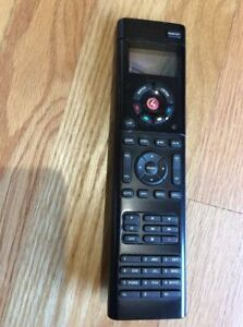 Control4-Home-Automation-C4-SR250B-Z-B-Remote-Control-DEAD-FOR-PARTS-REPAIR