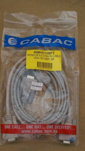 VGA Cable 6ft.