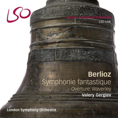 Berlioz / Gergiev / - Sym Fantastique Waverley Overture [New SACD]