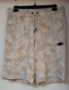 ddf0c673ea7 Mens Air Jordan Fadeaway Shorts 884275-072 Light Bone Brand New Size ...