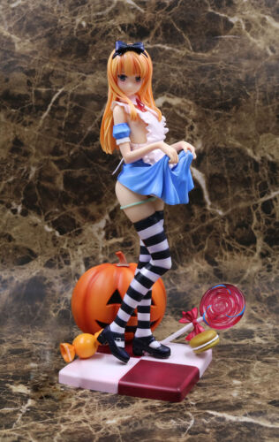 Comic Aun Alice illustration by Kurehito Misaki 1//6 PVC Figure Statue Toy No Box