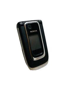 Nokia 6131-Schwarz (entsperrt) Handy