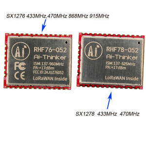 1-4-10Pcs-SX1276-SX1278-LoRa-LoRaWAN-Wireless-Wifi-Module-15Km-Transmission