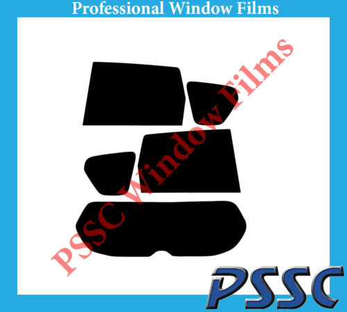 PSSC Pre Cut Rear Car Window Films Mitsubishi Outlander 2007 to 2016