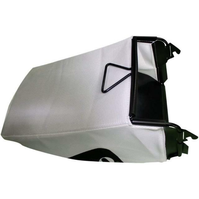 Genuine OEM Toro 22 pulgadas bolsa de acero y Kit de marco parte   59301