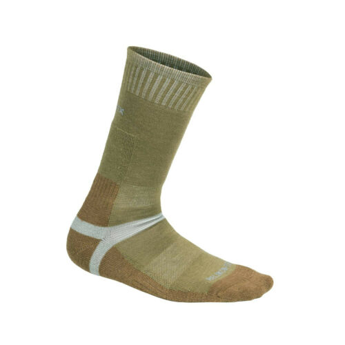 HELIKON TEX Merino Socks Tactical Outdoor Olive Green//Coyote Large EU 43-46