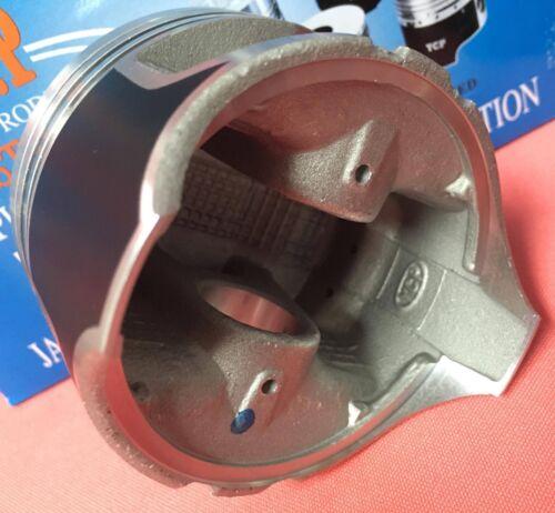 YCP 75mm P29 STD Teflon Coated Pistons HighComp Full Set Honda Civic D16Z6 88-95