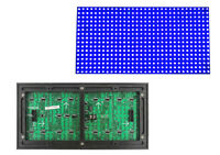Outdoor P10 PH10 Blue LED Display Module Board For Outdoor Sign 16*32  Matrix