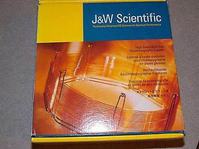 AGILENT J&W SCIENTIFIC GAS CHROMATOGRAPHY GC COLUMN CAT #125-1732 DB-17