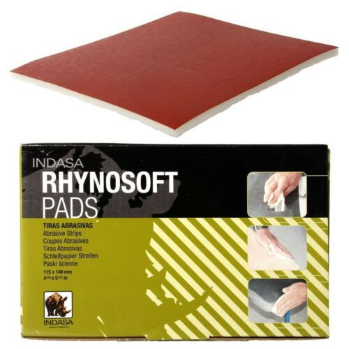 Schleifpads P1200 Schleifpapier Handpads INDASA Softpads Handschleifpapier 20St