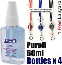 PURELL 8704-04 Hand Sanitizer, Foam, Size 700mL, PK 4 Cremo Face Wash, 6oz