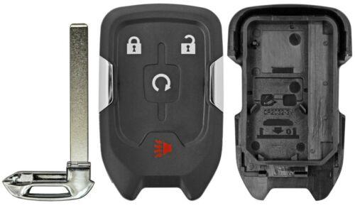 Smart Key Case For 2017-2019 GMC Acadia Prox Remote Shell FCC HYQ1EA 4 Button