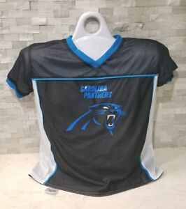 f2374a636 Image is loading Carolina-Panthers-Reversible-Flag-Football-Jersey-by-NFL-