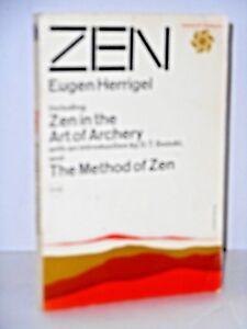 ZEN-including-034-Zen-in-the-art-of-Archery-034-intro-D-T-Suzuki-amp-The-method-of-Zen