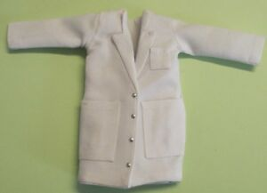 Dollhouse-miniature-handcrafted-Medical-Lab-coat-Doctor-coat-jacket-shirt-1-12th