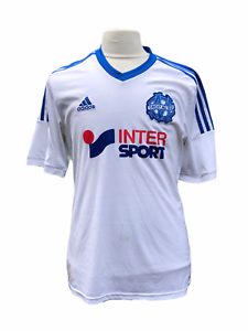 """Maillot foot football shirt Marseille 2014-2015 HOME Taille """"L"""" 9 GIGNAC"""