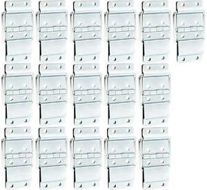 Feststellscharnier gross 90 x 50 mm Scharnier Deckelfeststeller verzinkt NEU