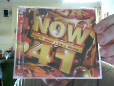 NOW THATS WHAT I CALL MUSIC 41 ON 2 CD SET GREAT STEAL LAST CHANCE SALOON