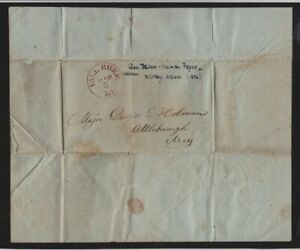 1836-folded-stampless-Fall-River-MA-military-orders-to-Major-David-Holman
