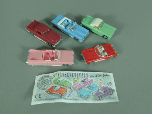 D Cars Cars From 1992-1998 for Selection Various Complete Sets