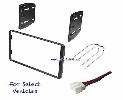 Double Din Radio Dash Kit Combo for some 1998-2011 Ford Ranger 1999-03 on 2011 ford ranger speaker harness, 2011 ford ranger mpg, 2011 ford ranger fuse box diagram, 2011 ford ranger radio fuse,