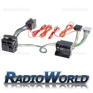 Vauxhall-Astra-Corsa-Vectra-Vivaro-Handsfree-Bluetooth-Parrot-Adaptor-ISO-Lead
