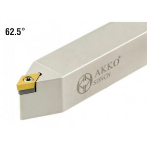 Akko-Drehhalter-Sdncn-3232-P11-32x32-mm-Iso-Plaquettes-Dcmt-11T3-Neuf